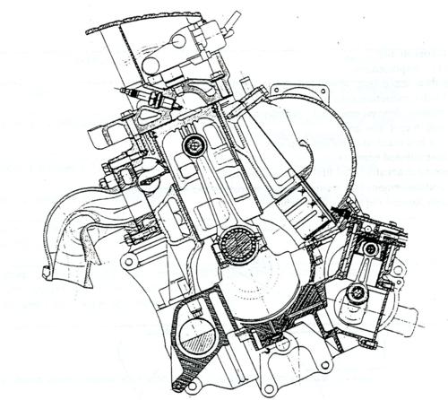 Negli anni Novanta la Fiat ha provato a lungo un motore tricilindrico a due tempi, realizzato utilizzando i brevetti della australiana Orbital, con iniezione diretta pneumoassistita