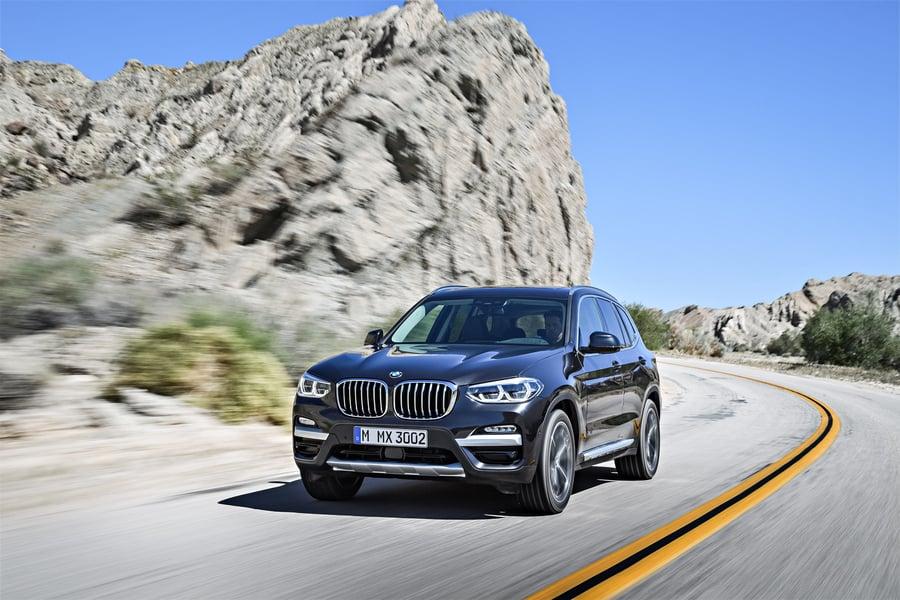 BMW X3 (2017->>) (2)