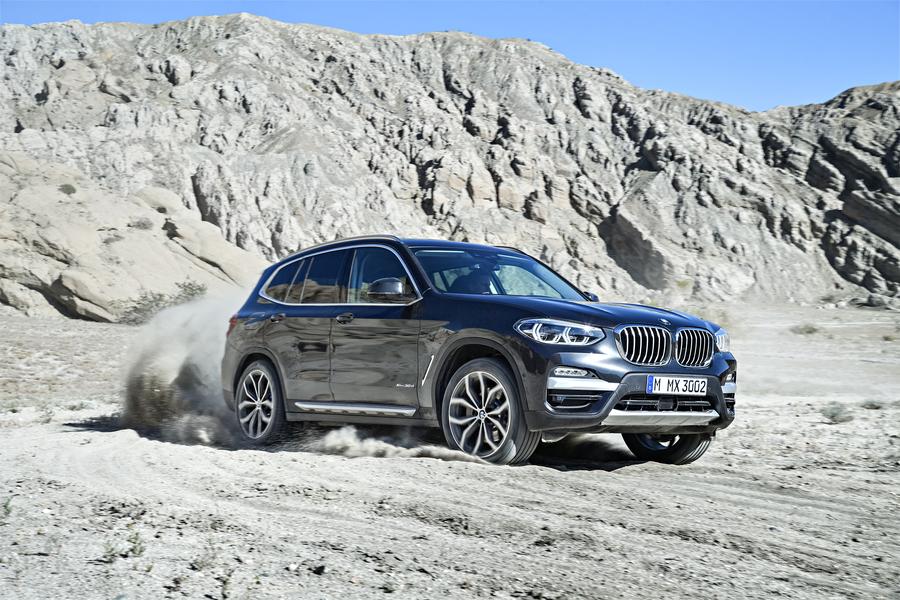 BMW X3 (2017->>) (5)