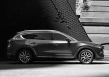 Mazda CX-8, diffuse le prime foto