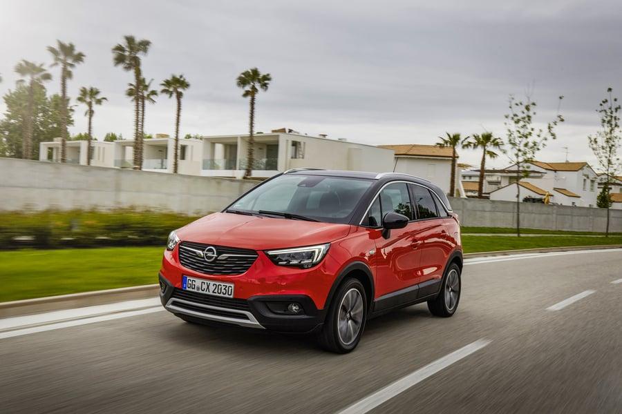 Opel Crossland X (2017->>) (2)