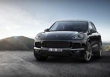 Porsche, richiamo di 30 mila Cayenne imposto dal governo tedesco