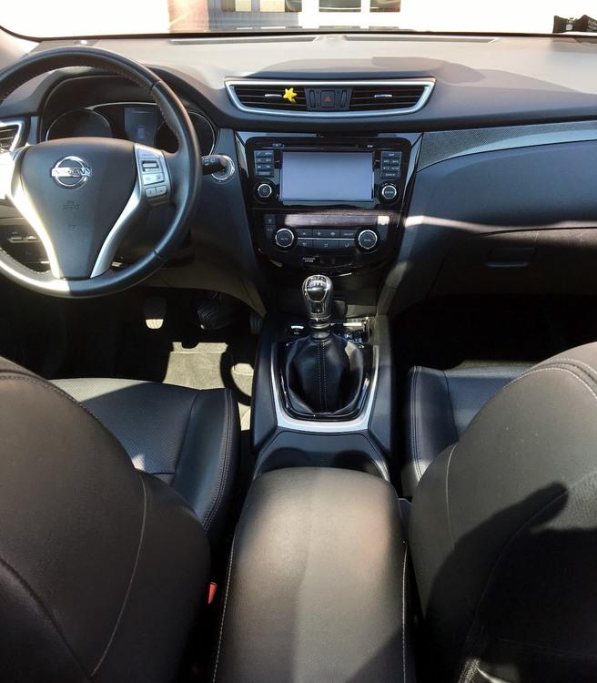 Nissan X-Trail 1.6 dCi 4WD Tekna del 2015 usata a Castello di Godego (2)