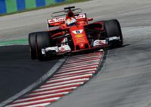 F1, GP Ungheria 2017, Vettel: «Sono al settimo cielo»
