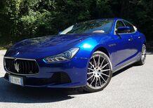 Maserati Ghibli | L'auto blu perfetta... o perfettibile?