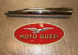 marmitta sx Moto Guzzi v35