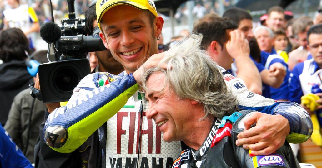 MotoGP 2017. Rossi: Nieto, un grande uomo