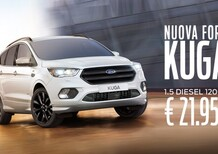 Ford Kuga Plus in offerta a 20950 €