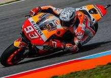 MotoGP. Marquez si aggiudica le FP3 a Brno