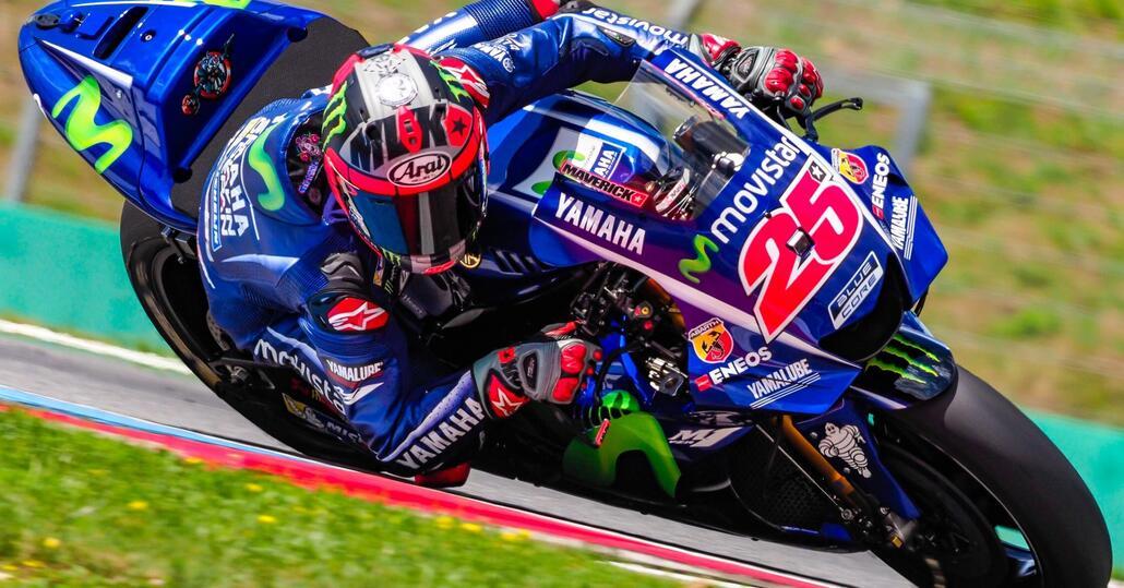 MotoGP. Vinales: Ossessionato dalla vittoria
