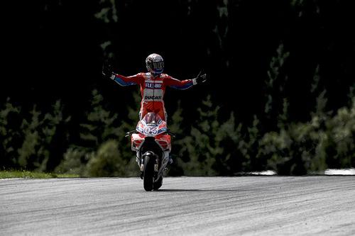 MotoGP. Le foto più belle del GP d'Austria 2017 (2)
