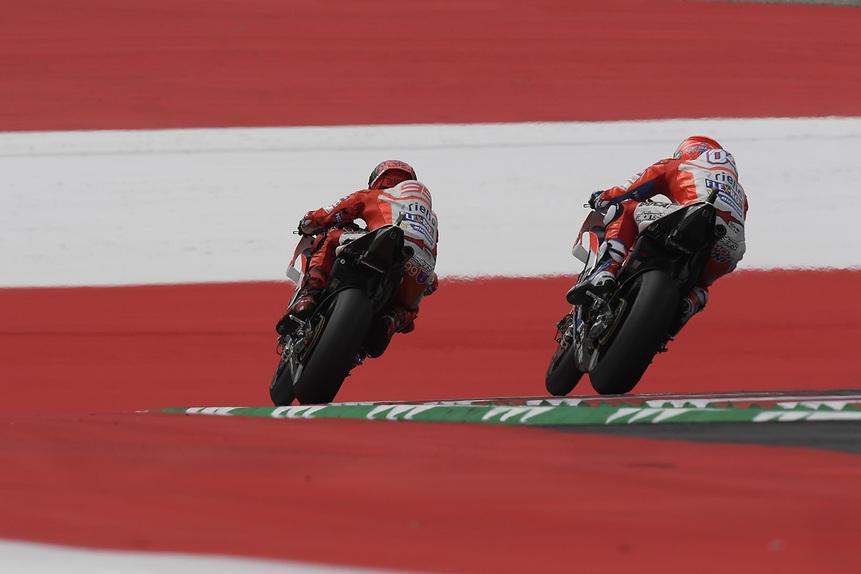 MotoGP. Le foto più belle del GP d'Austria 2017