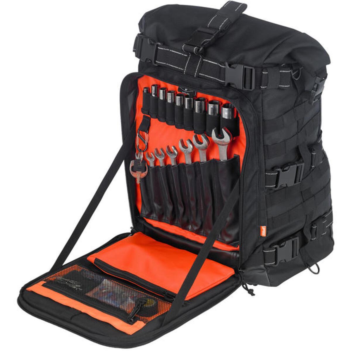 1c88e99be8 EXFIL-80 BAG, lo zaino porta attrezzi per il chi viaggia in moto -  Love2Drive - Moto.it