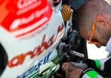 SBK. Melandri e Ducati Aruba.it Racing insieme anche nel 2018