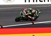 SBK 2017. Sykes si aggiudica le FP1 del GP di Germania