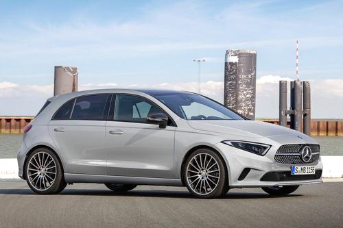 Novità Mercedes-Benz in arrivo