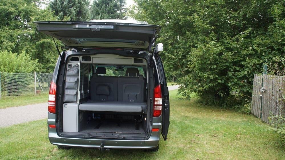 Mercedes-Benz Viano 3.0 CDI Marco Polo del 2014 usata a Torino (2)