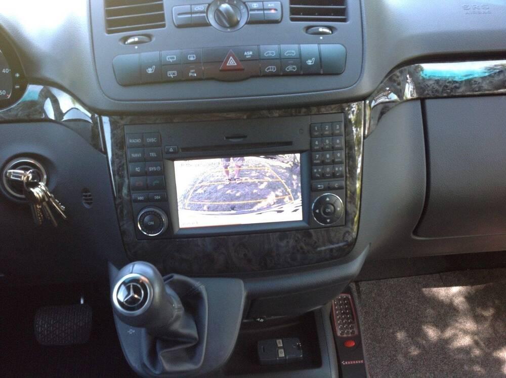 Mercedes-Benz Viano 3.0 CDI Marco Polo del 2014 usata a Torino (5)