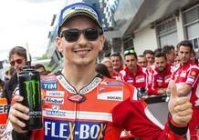 MotoGP. Lorenzo: Io stimolo per Dovi. Ma riuscirò a batterlo