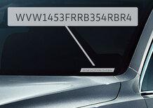 Incredibile: veicoli Audi escono di fabbrica con medesimo numero telaio?