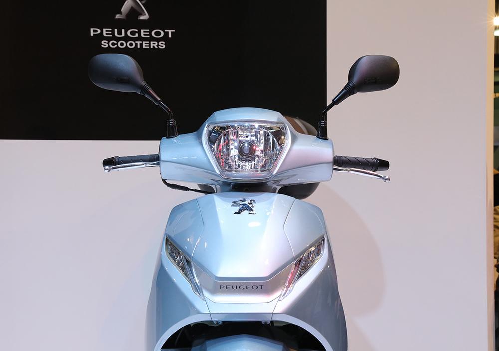 Peugeot Belville 125 Allure (2017 - 19) (5)