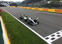 F1, GP Belgio 2017, Hamilton: «Vettel? Un avversario temibile»