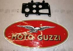 supporto batteria Moto Guzzi 750 sp/650 gt