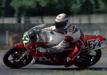 Loris Reggiani, 30 anni fa la prima vittoria Aprilia nel Motomondiale