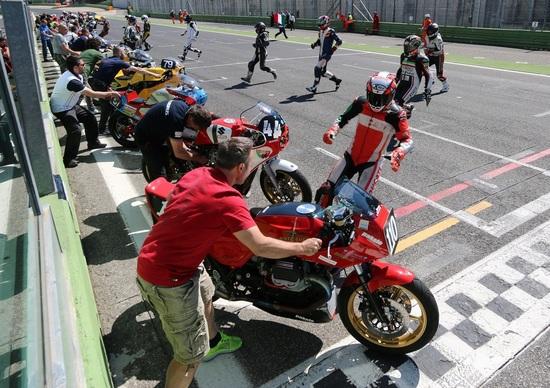 Campionato italiano Vintage Endurance a Imola