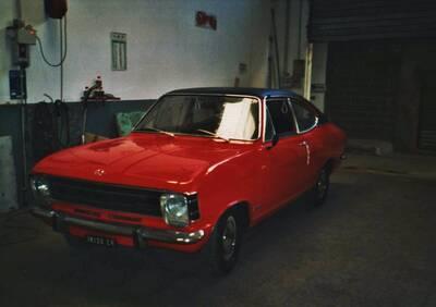 Olympia Coupé  d'epoca del 1968 a Termoli d'epoca