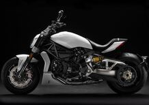 "Ducati XDiavel S ""Iceberg White"" al Faaker See"