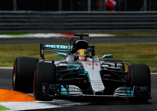 F1, GP Italia 2017: vince Hamilton. Terzo Vettel