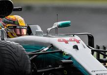 F1, GP Italia 2017, Hamilton: «Il motore della Mercedes? Molto meglio della Ferrari»