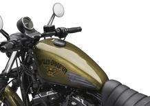 Harley-Davidson: componenti e accessori per Sportster