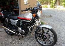 Restaurando fai da te: Kawasaki Z400 J 1981