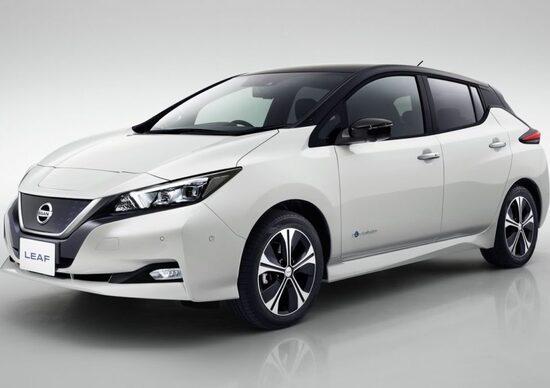 Nissan Leaf, nuova arma elettrica