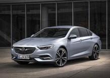 Opel Insignia, nuovo turbo diesel da 210 CV
