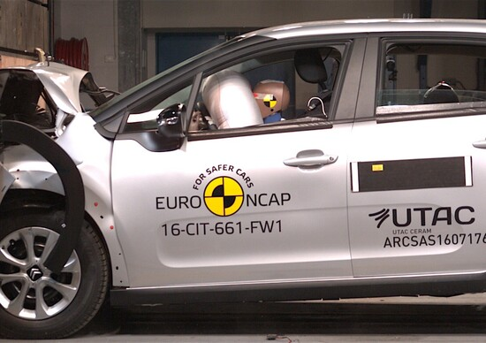 Euro NCAP, chi va forte nei crash test?