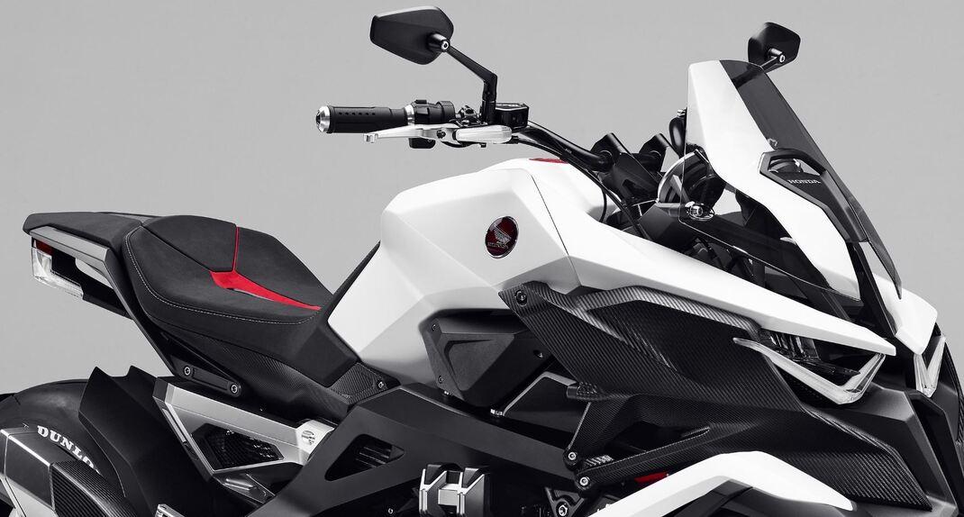 Moto 3 ruote honda idea di immagine del motociclo for Idea ruote