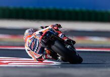 MotoGP 2017. Marquez primo nelle FP3 a Misano