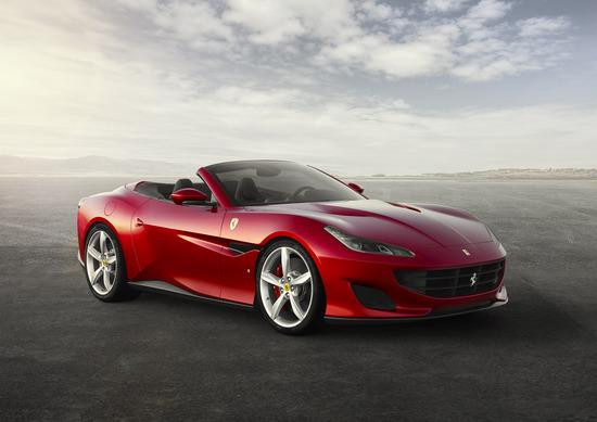 Ferrari Portofino: tra le regine dell'IAA 2017