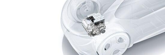 Bosch punta a occupare sempre più spazio sotto il vestito delle auto, per sicurezza, intrattenimento e anche propulsione