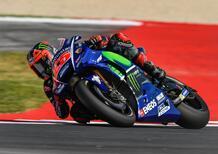 MotoGP 2017. Vinales conquista la pole a Misano