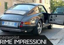 Porsche 911 (1990) trasformata in 911 del 1973 by Carrozzeria Corato: che spettacolo [video]