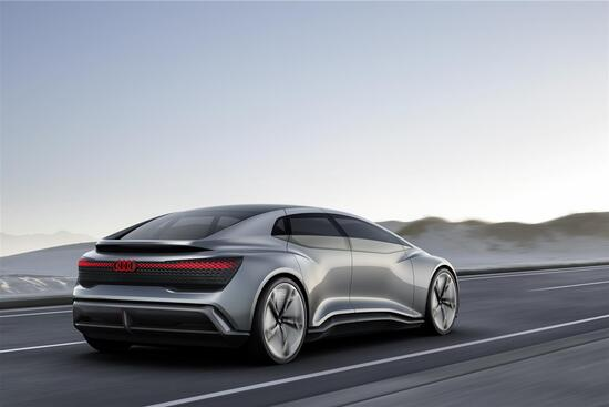 Il concept premium Audi