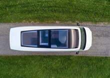 VW California XXL: concept caravan ultra tecnologico [video]