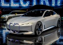 BMW i Vision Dynamics al Salone di Francoforte 2017