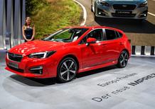 Nuova Subaru Impreza, debutto europeo al Salone di Francoforte 2017 [Video]