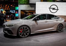 Opel Insignia GSi Sports Tourer al Salone di Francoforte 2017
