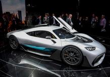 Mercedes al Salone di Francoforte 2017 [Video]